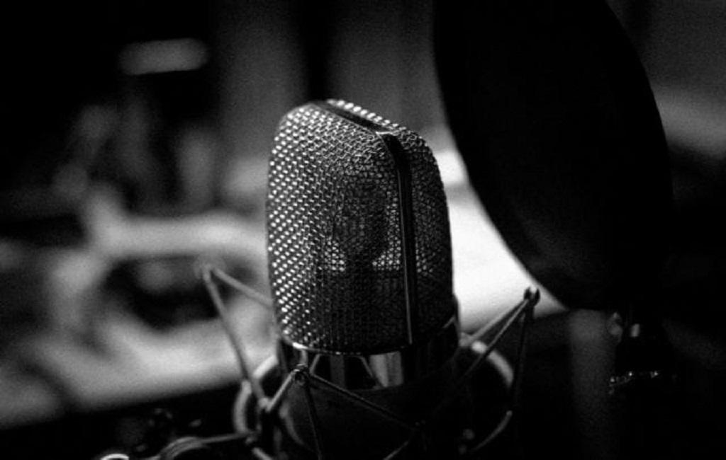 play music through mic