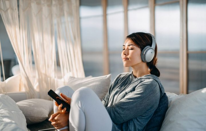How music helps mental health?